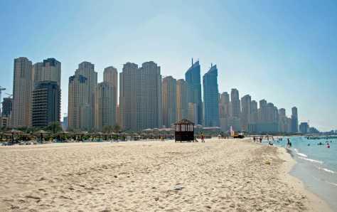 Dubai3 beach